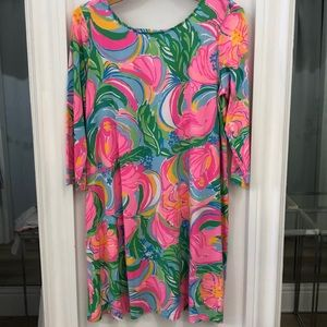 Lilly Pulitzer dress in All nighter size large